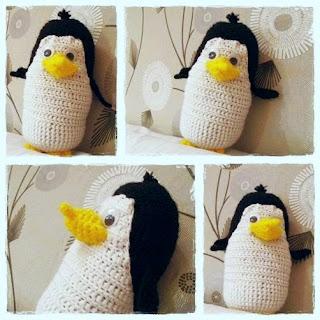 Pingwin z Madagaskaru – Rico
