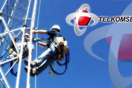 Jaringan Telkomsel Bermasalah, Pelanggan Telkomsel Di Jalan Sampurna Mengeluh