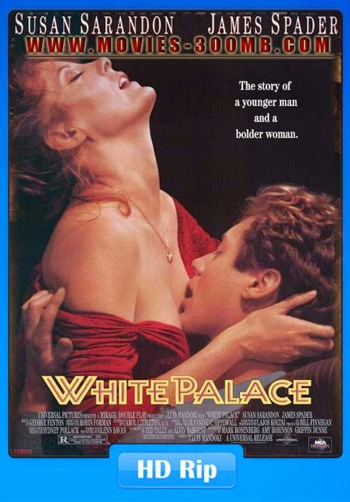 18 White Palace 1990 Hdrip 720P 700Mb - Movies 300Mb-2908