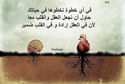 حكم عن العقل