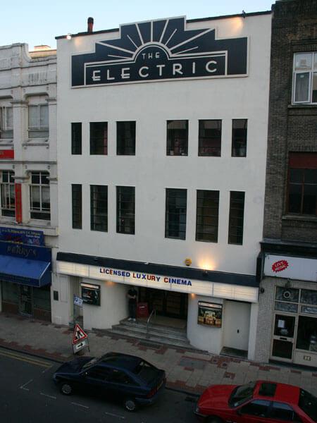 THE ELECTRIC CINEMA, BIRMINGHNMAM