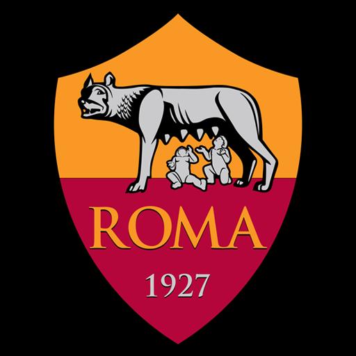 512x512 AS Roma logo