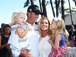 Matt, his wife Melisa, and their two daughters