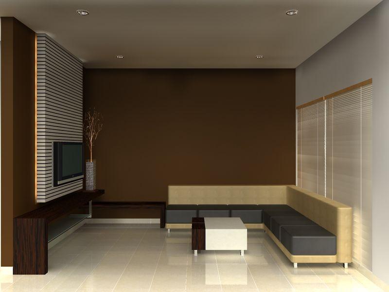 aneka warna cat interior rumah 2