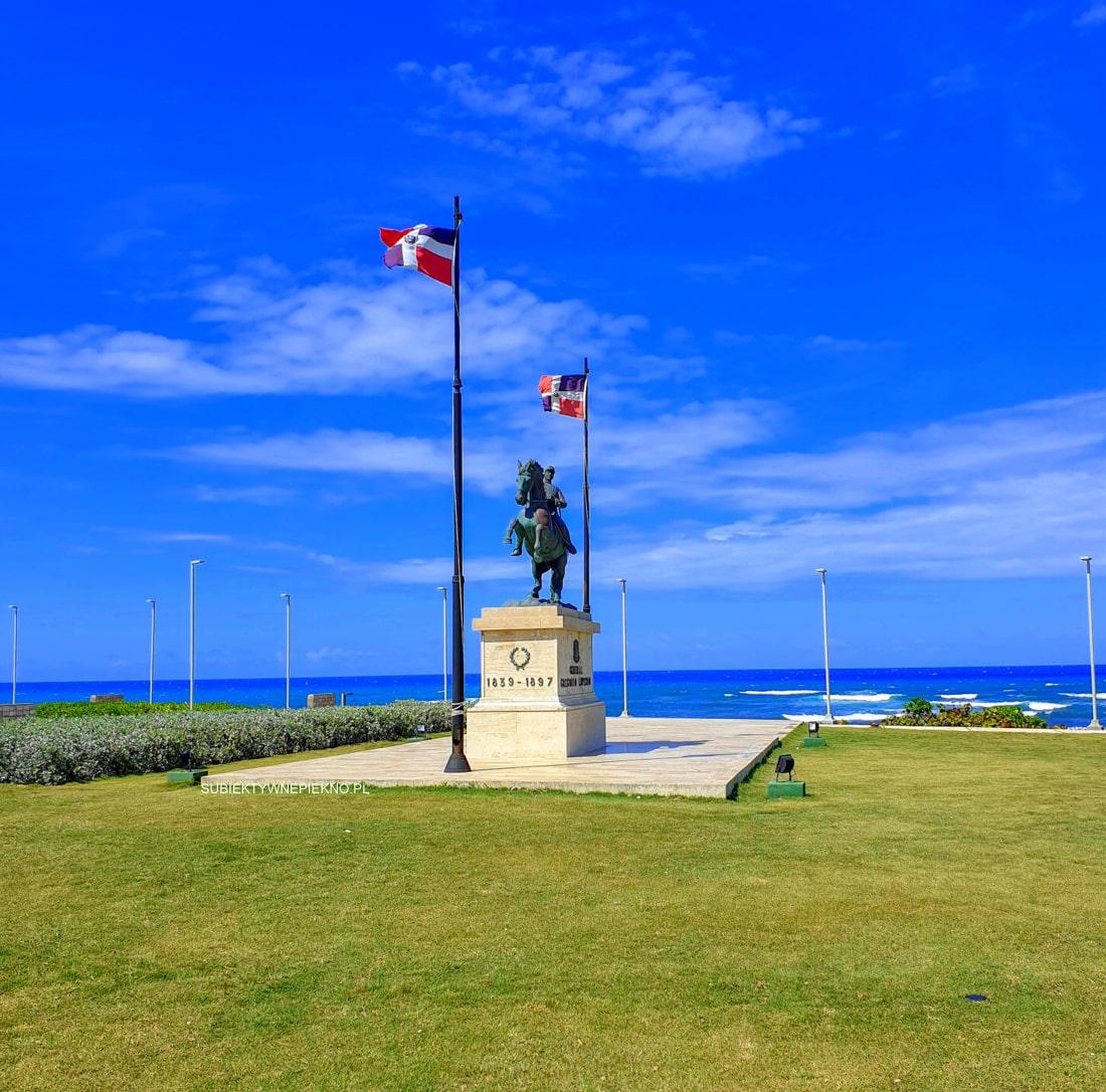 Dominikana Puerto Plata Twierdza San Felipe