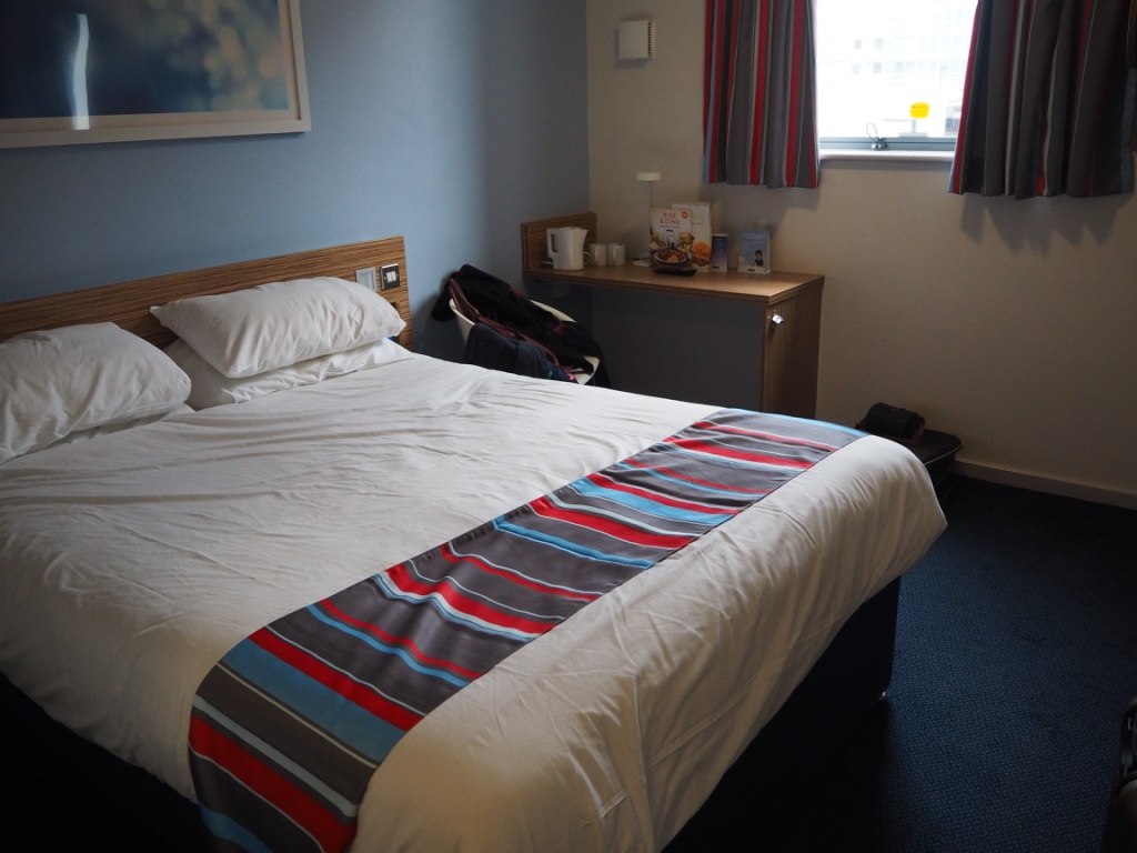 travelodge liverpool review