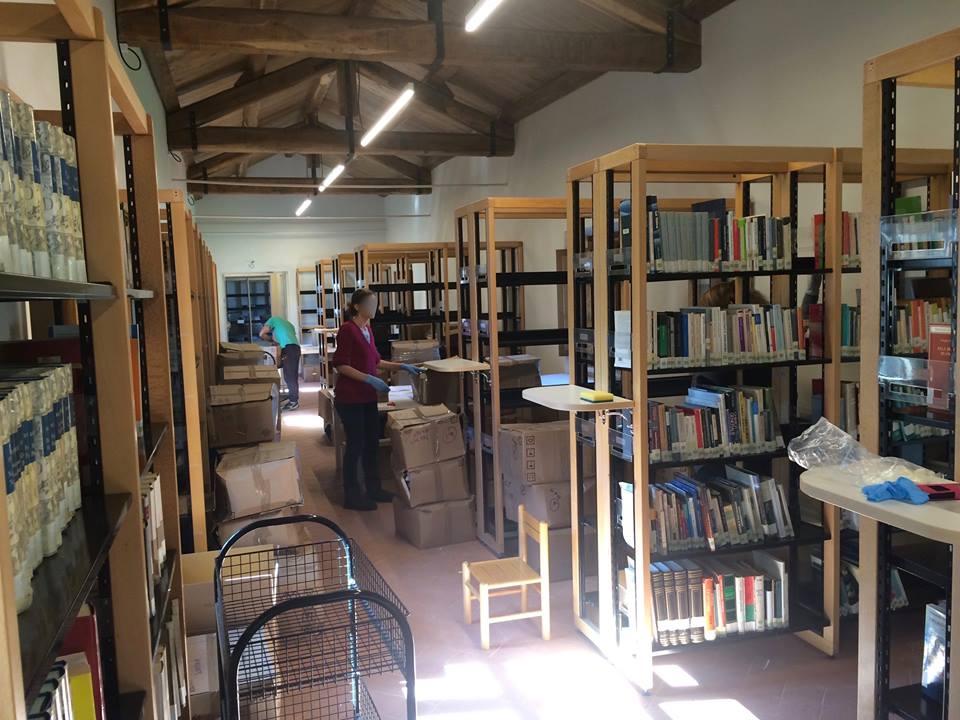 Velletri life biblioteche di velletri ecco il piano for Orari apertura negozi trento