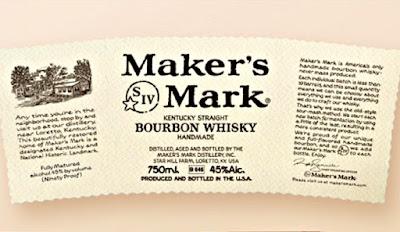Maker's Mark メーカーズマーク