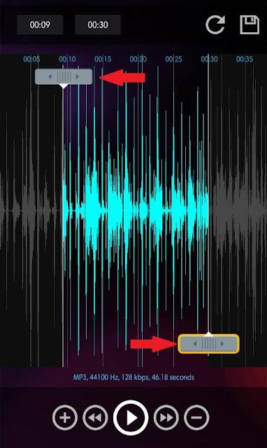 Cara Memotong Lagu atau File Audio Lain
