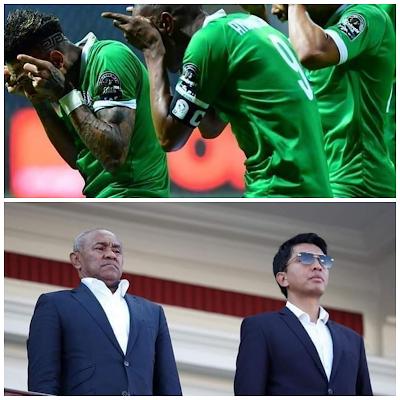 آخر أخبار التطور الذي تعرفه دولة مدغشقر اقتصاديا ورياضيا خصوصاً بوصولها لدور الربع من كأس أمم إفريقيا لكرة القدم بمصر .