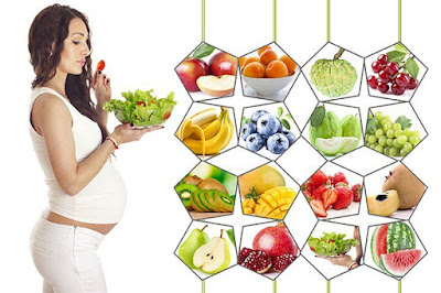 Món ăn tốt cho phụ nữ mới mang thai