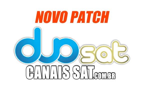 Duosat Nova Atualização Patch Parâmetros SKS 75w - 03/04/2020