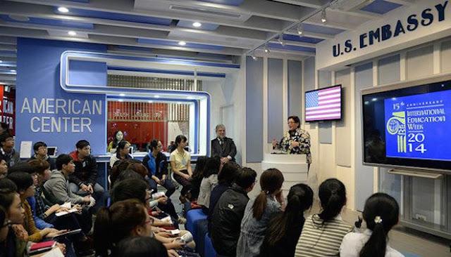 US Embassy in Hanoi.