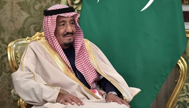 Saudi Arabia's King Salman orders the Extension of the Curfew to the previous announcement of 21 Days till Further Notice