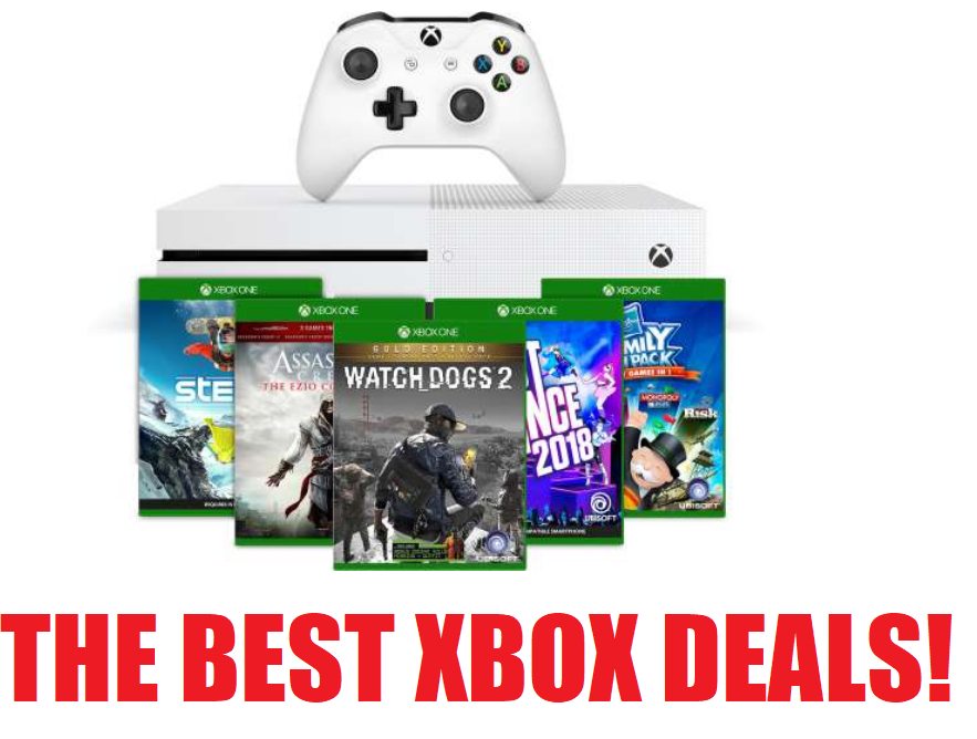 HOT XBOX DEALS!! Microsoft Xbox One S 500GB Console $161 50 - Target
