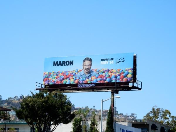 Maron season 3 billboard