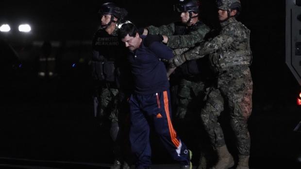 ESCALÓ LA VIOLENCIA EN SINALOA TRAS CAPTURA DE 'EL CHAPO'
