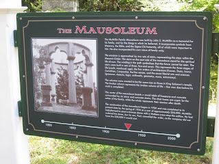 Information about the Afterglow Vista monument.