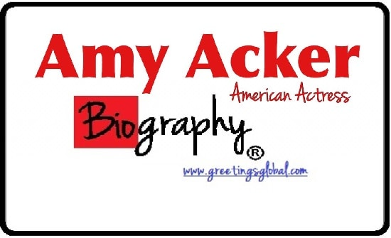Biography of Amy Acker