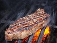 Ada Makanan Rasa Di Atas Gas Grills