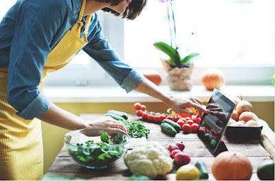 6 Tips untuk makan sehat dengan diabetes