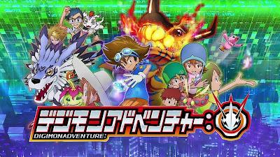 Digimon Adventure (2020)Episode 1 – 16 Subtitle Indonesia