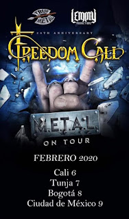 FREEDOM CALL en Colombia