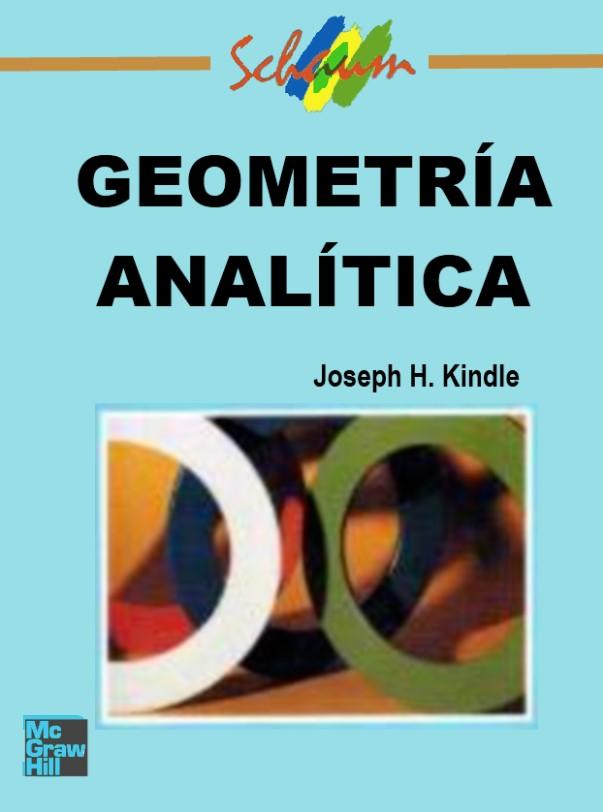 Schaum Geometría analítica Joseph H Kindle en pdf