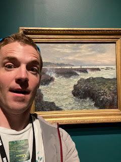 Monet Piece of Art