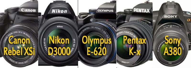 entry-level-Dslr-cameras