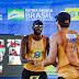 Evandro/Bruno Schmidt e André/George fazem final da quarta etapa do Circuito Brasileiro de Vôlei de Praia