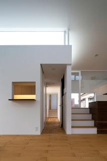 Casa de diseño por Atelier Tekuto