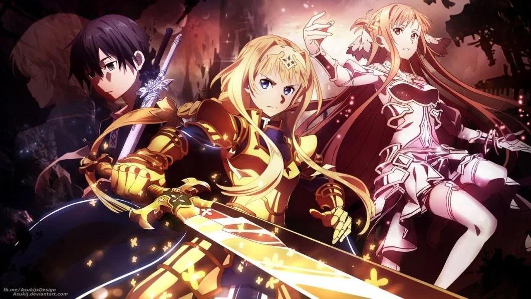 Sword Art Online: Alicization wallpaper