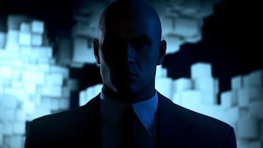 Hitman 3 agent 47 game character