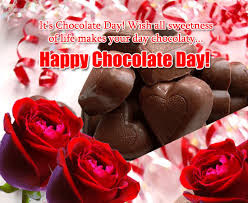 Pictures of Chocolate Day