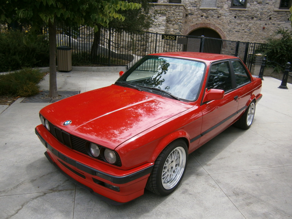 Daily Turismo 10k 1990 Bmw 325is With E36 M3 Engine Swap