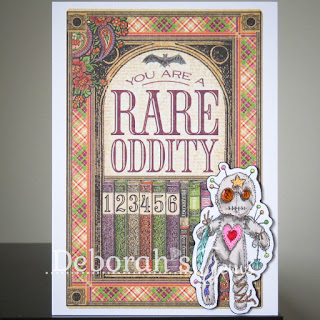 Rare Oddity sq - photo by Deborah Frings - Deborah's Gems