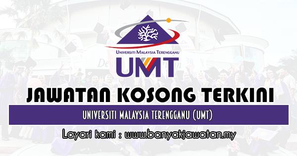 Jawatan Kosong 2019 di Universiti Malaysia Terengganu (UMT)