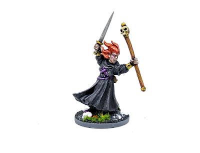 Frostgrave Apprentice Wizard