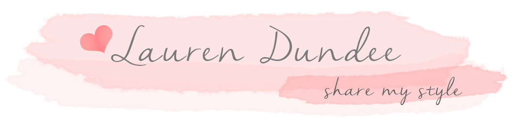Lauren Dundee Share My Style