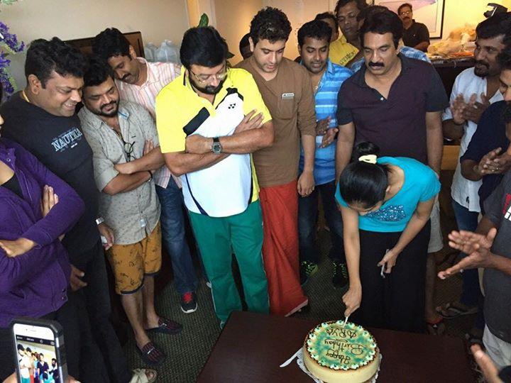 Malayalam Actress Arya Image: Badai Bungalow Actress Arya Rohit Malayalam Actress B'day