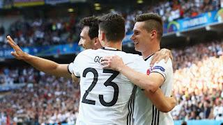 ألمانيا تواصل الطريق نحو لقب اليورو، وسيناريو كأس العالم يتكرر مع الألمان!.