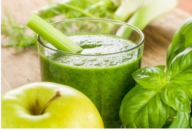 benefits of celery and apple juice