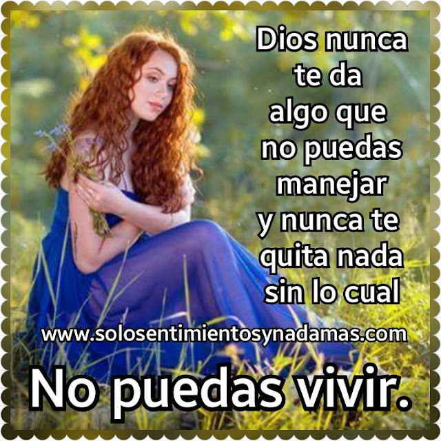 Frases Dios.