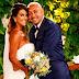 Tiririca se casa com a mulher depois de 20 anos juntos
