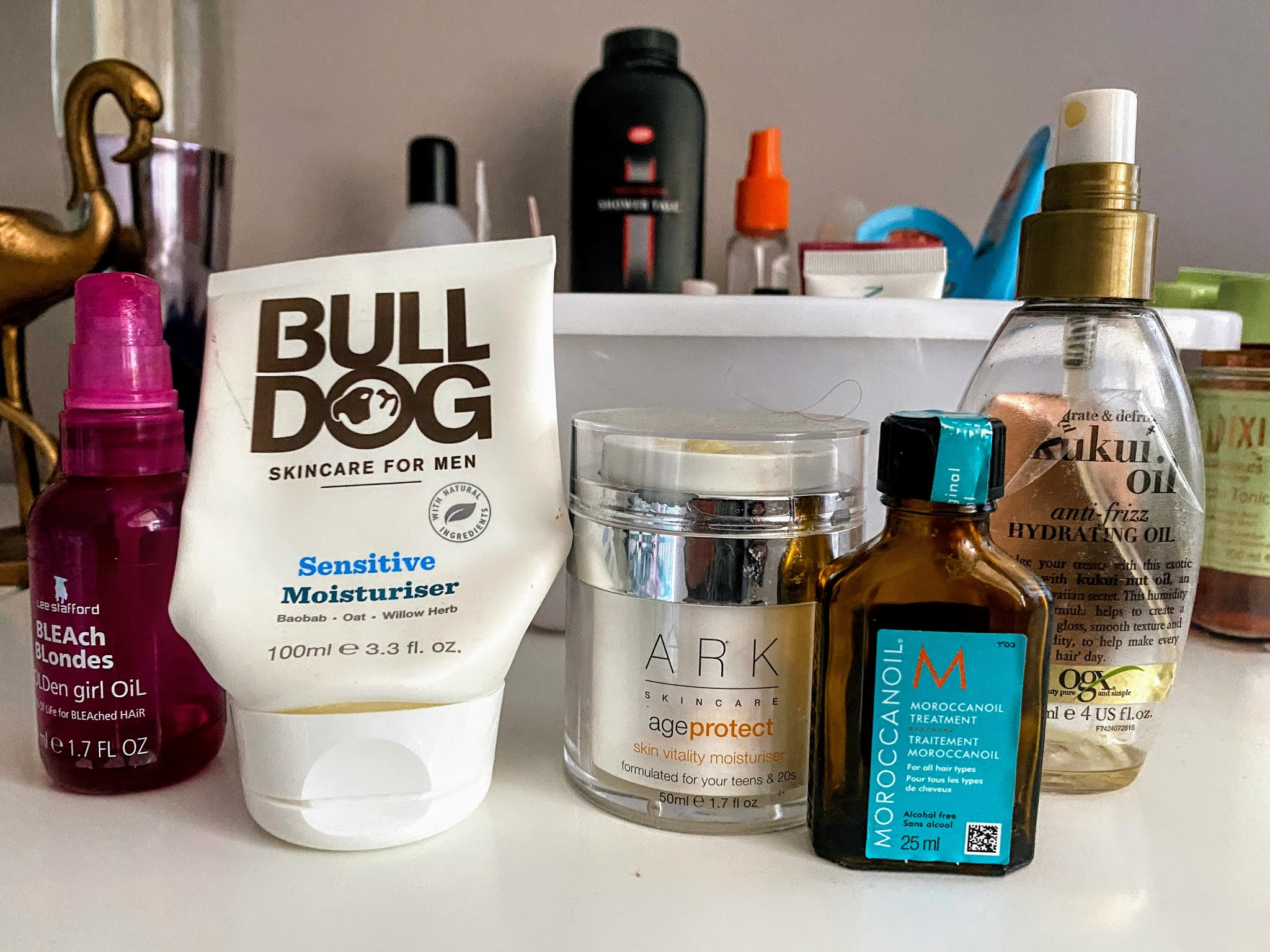 July Empties:  Beauty Products I've Used