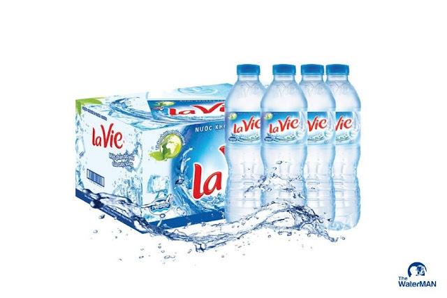 Đại lý đặt nước khoáng Lavie, Viva bình 20L, thùng đóng chai tại quận Bình Thạnh
