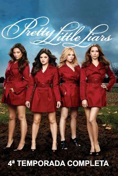 Pretty Little Liars 4ª Temporada Torrent – BluRay 720p Dual Áudio