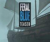 feral-blue