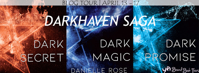 {Guest Post+Giveaway} Darkhaven Saga by Danielle Rose